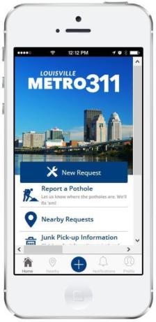 Metro311 Mobile